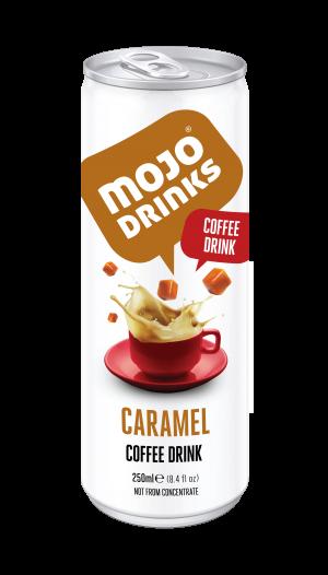 Caramel Coffee Drink 250ml Alu Can