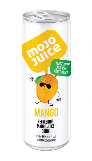 Mango Juice Drink 250ml Alu Can