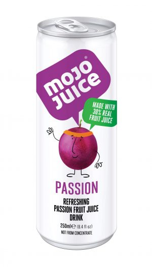 Passion Juice Drink 250ml Alu Can