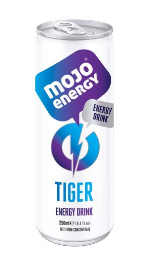 Tiger Energy Drink 250ml Alu Can